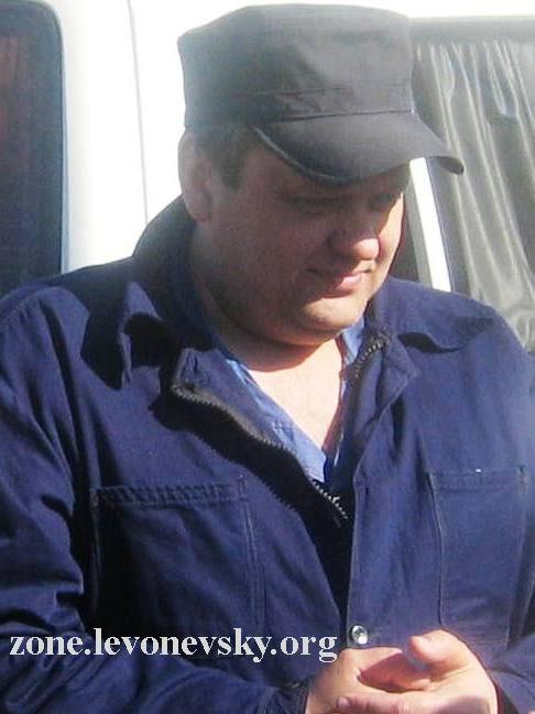 Политзаключенный Валерий Левоневский на Свободе, 15.05.2006,